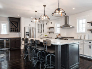 Fremont Graphite Kitchen by Relief Properties