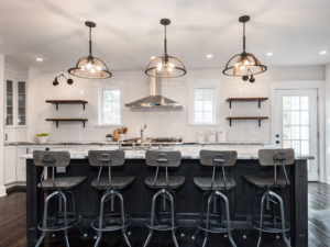 Fremont and Graphite Kitchen by Relief Properties