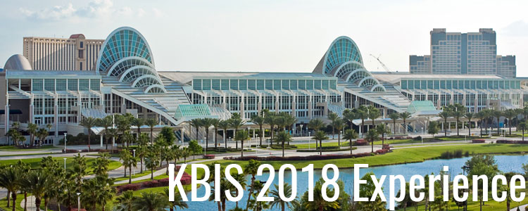 Blog 2 KBIS 2018 Experience