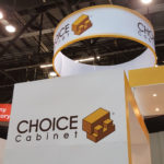 Choice Cabinet KBIS Booth