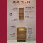 Choice Premier Cutaway Cabinet