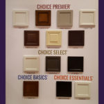 Choice Cabinet Door Style Selection
