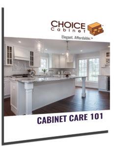 Cabinet Care 101 Cover