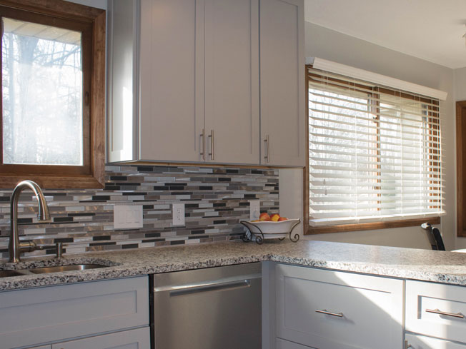 Choice Premier - Driftwood Kitchen