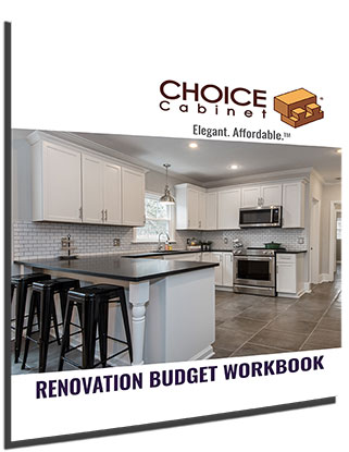 Renovation Budget Workbook Cover