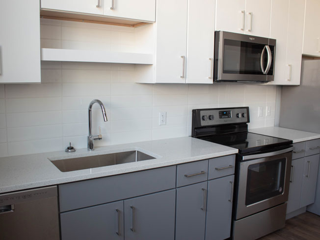 Affordable Kitchen Cabinets for Apartments| Choice Cabinet
