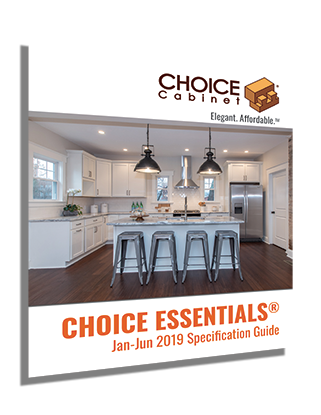 Choice Essentials Jan Jun 2019 Spec Guide
