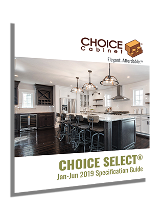 Choice Select Jan Jun 2019 Spec Guide