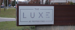 The Luxe at Pepper Pike Header