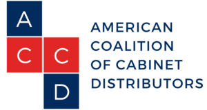 American Coalition of Cabinet Distributors Logo