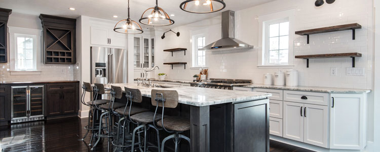 Gourmet Kitchen Trends Header