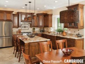 trendy vs. timeless kitchen - cambridge