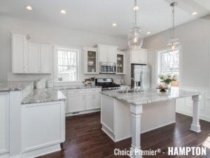 trendy vs. timeless kitchen - hampton