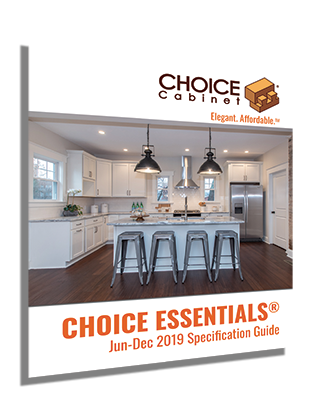 Choice Essentials Spec Guide Jun-Dec 2019