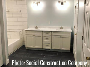 Review of Bath Trends Social Construction Company Fremont Vanity