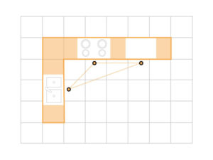 Kitchen Layouts L-Shaped