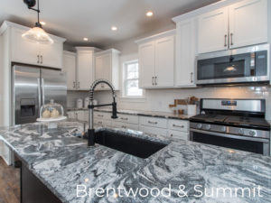 Kitchen Styles Contemporary Brentwood & Summit
