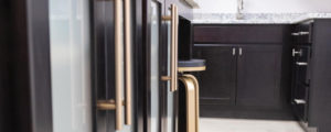 Installing Cabinet Hardware Header