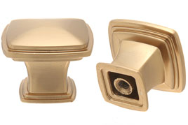 square-knob-rose-gold