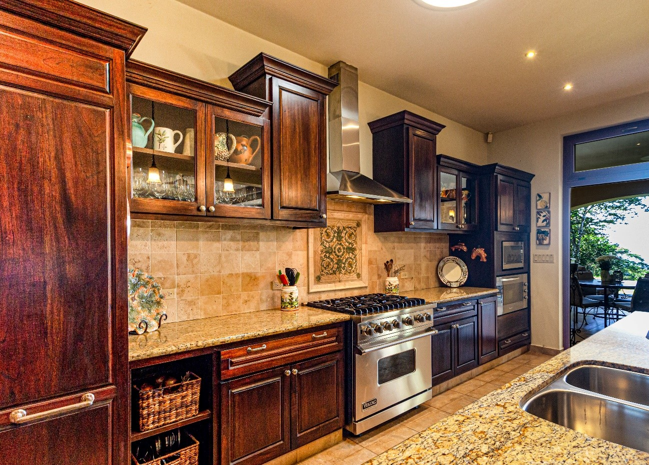 How New Kitchen Cabinets Enhance the Entire Kitchen