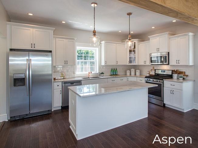 aspen kitchen cabinet