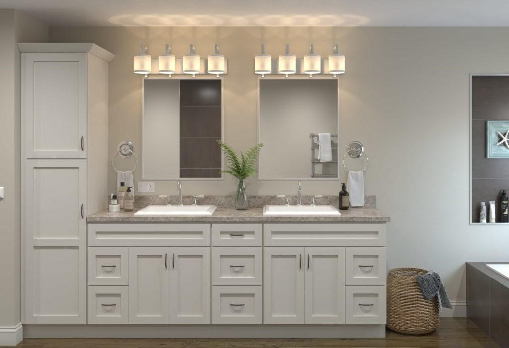 bathroom vanities crafted from the finest materials
