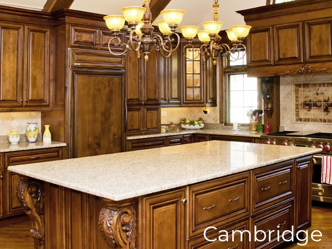 Cambridge kitchen cabinet style