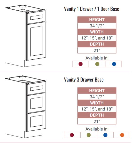 ideal bathroom flow cabinet spaces