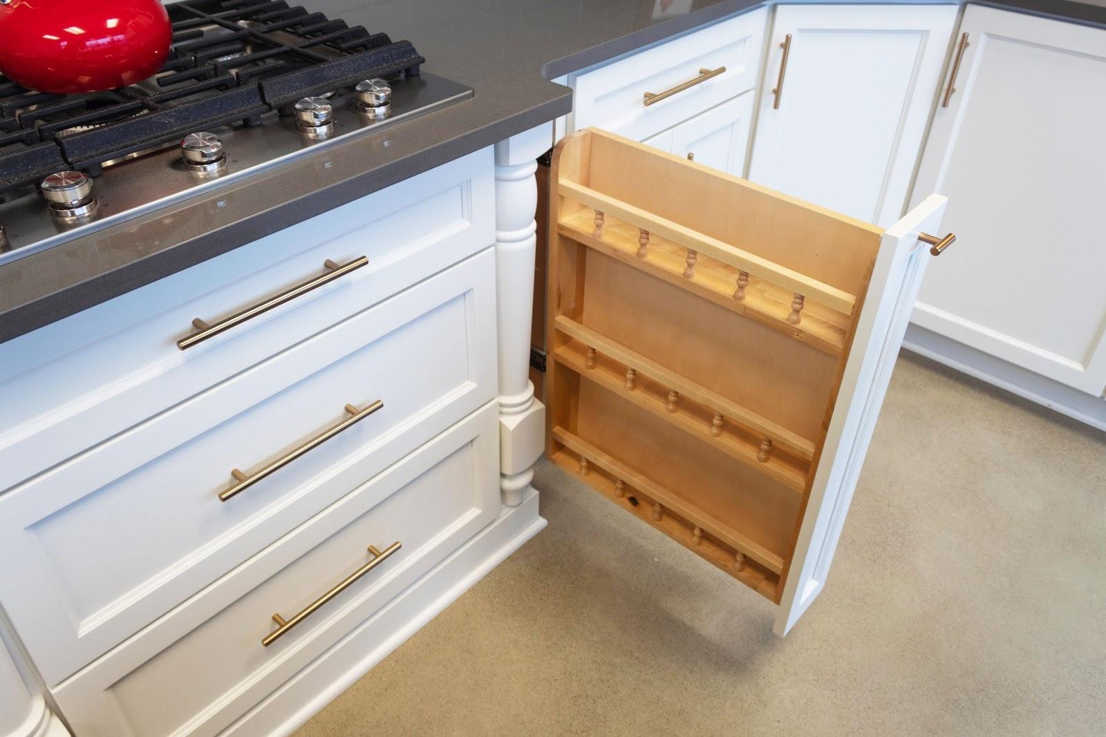 base pantry shelf